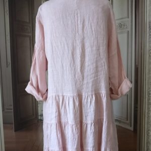 Robe LIN rose