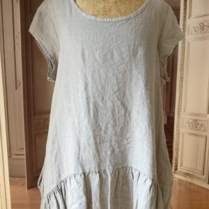 Robe LIN taupe