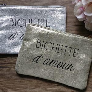 Pochette à message BICHETTE D'AMOUR