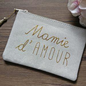 Pochette à message MAMIE D'AMOUR