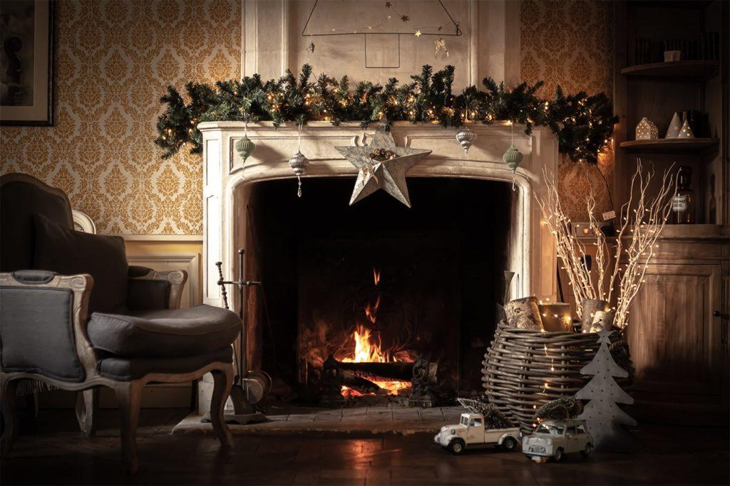 Retrouvez de superbes décors de Noël chez La Fée Caséine