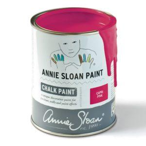 capri pink, la couleur Annie Sloan de l'année 2021